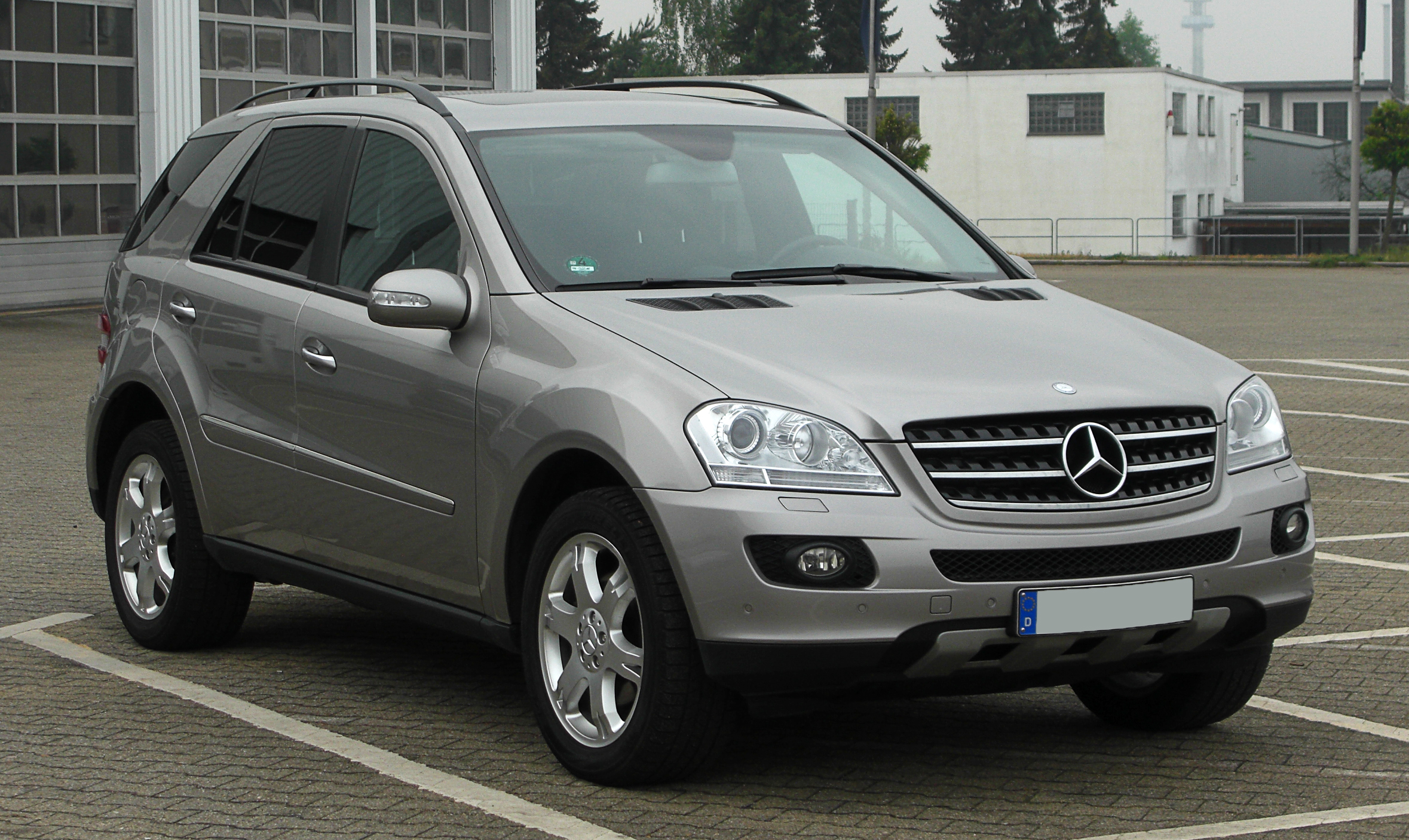 Mercedes-Benz ML 320 4Matic: Photos, Reviews, News, Specs .