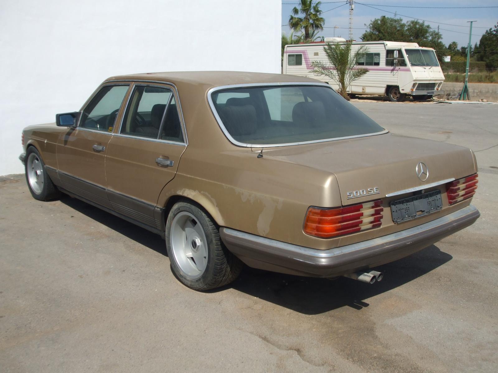 Mercedes benz 500 se photos reviews news specs buy car for Buy a mercedes benz