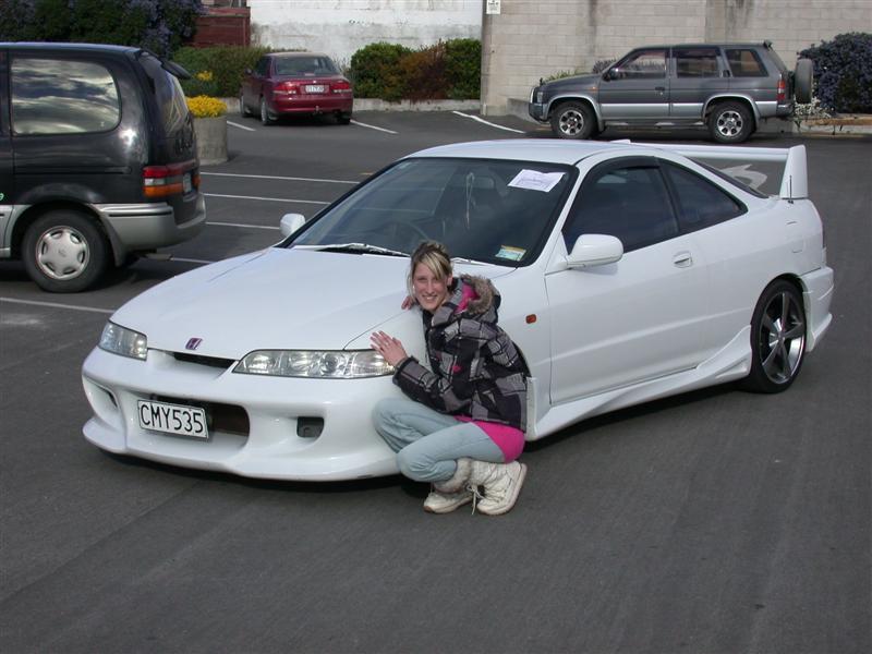 Honda Integra:picture # 7 , reviews, news, specs, buy car