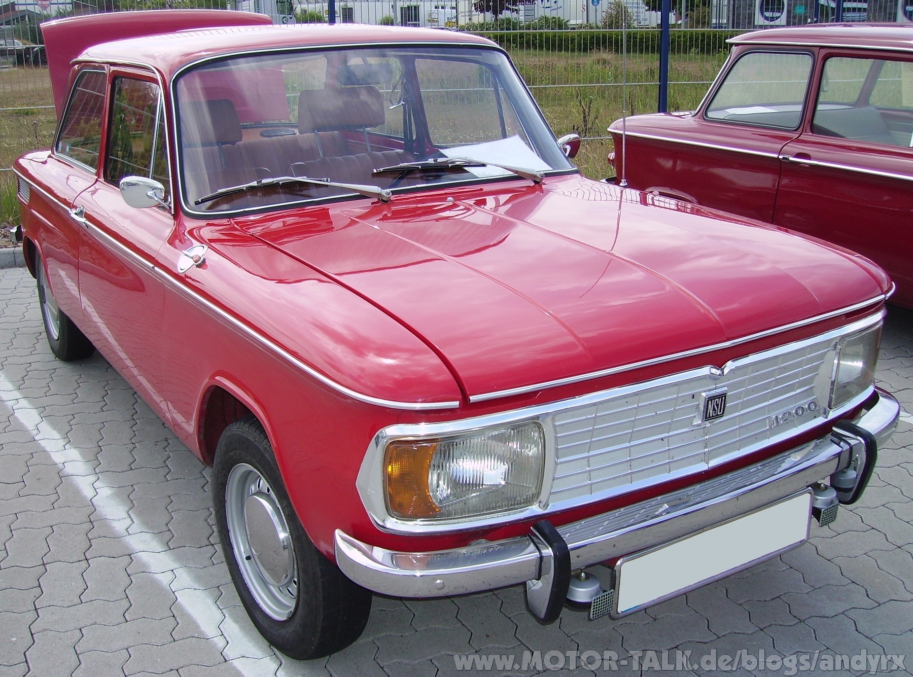 Nsu 1200 Picture   13   Reviews  News  Specs  Buy Car