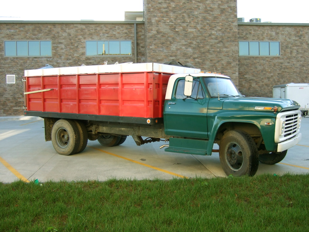 Ford F600 Picture 8 Reviews News Specs Buy Car