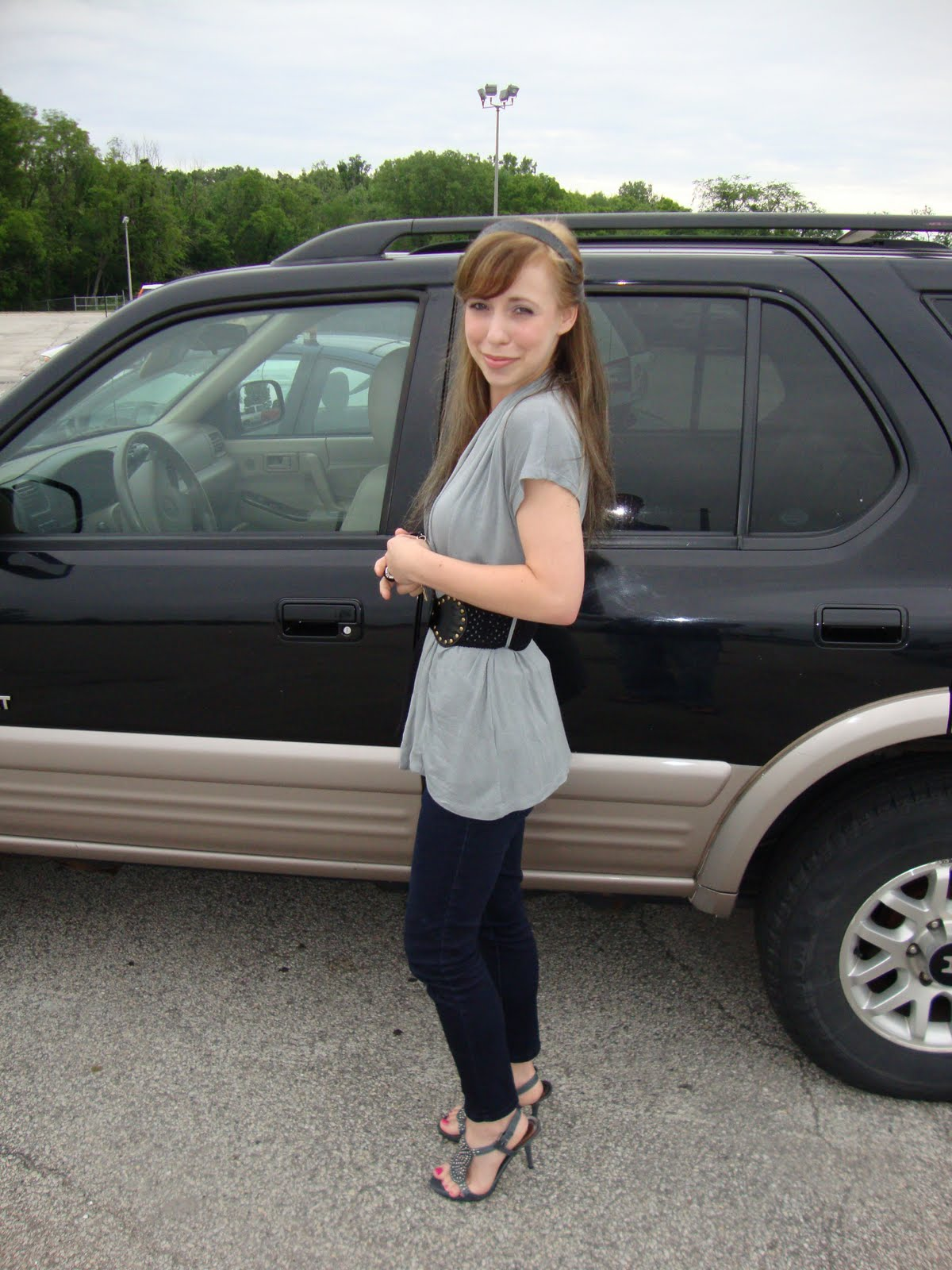 Honda Passport V6:picture # 15 , reviews, news, specs, buy car
