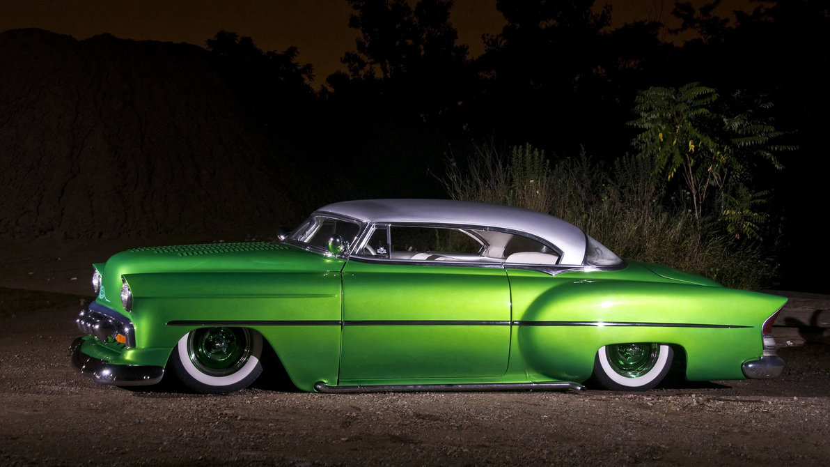 Chevrolet Bel Air Custom Coupe:picture # 8 , reviews, news ...