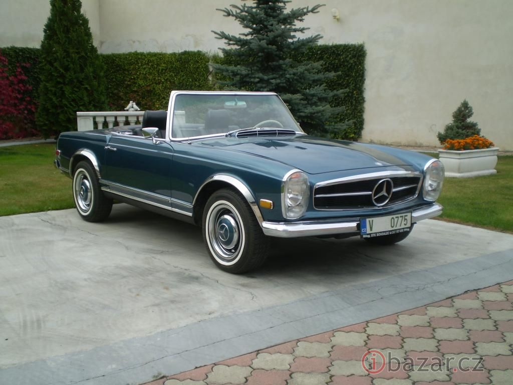 Mercedes benz 230sl picture 13 reviews news specs for Mercedes benz 230sl