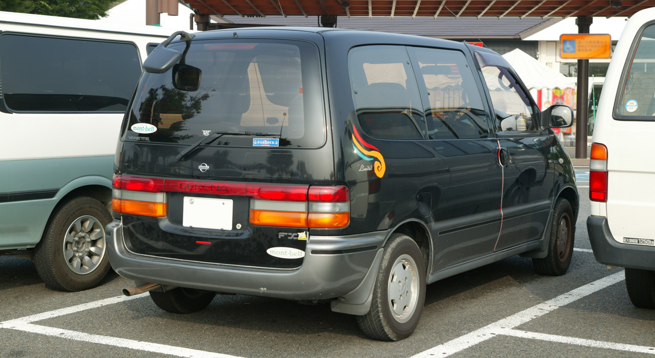 Nissan Serena FX:picture # 6 , reviews, news, specs, buy car