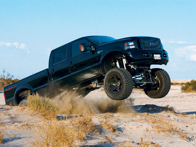 Ford F-350D
