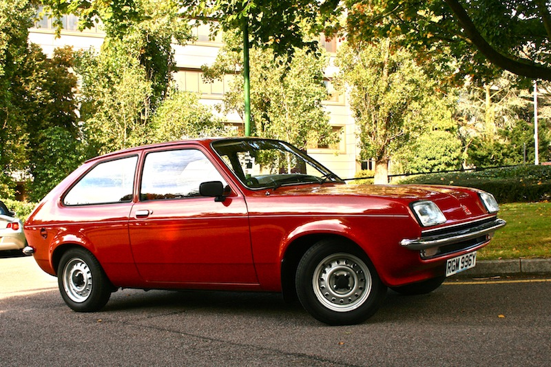 vauxhall chevette l on petrolblog_ea545