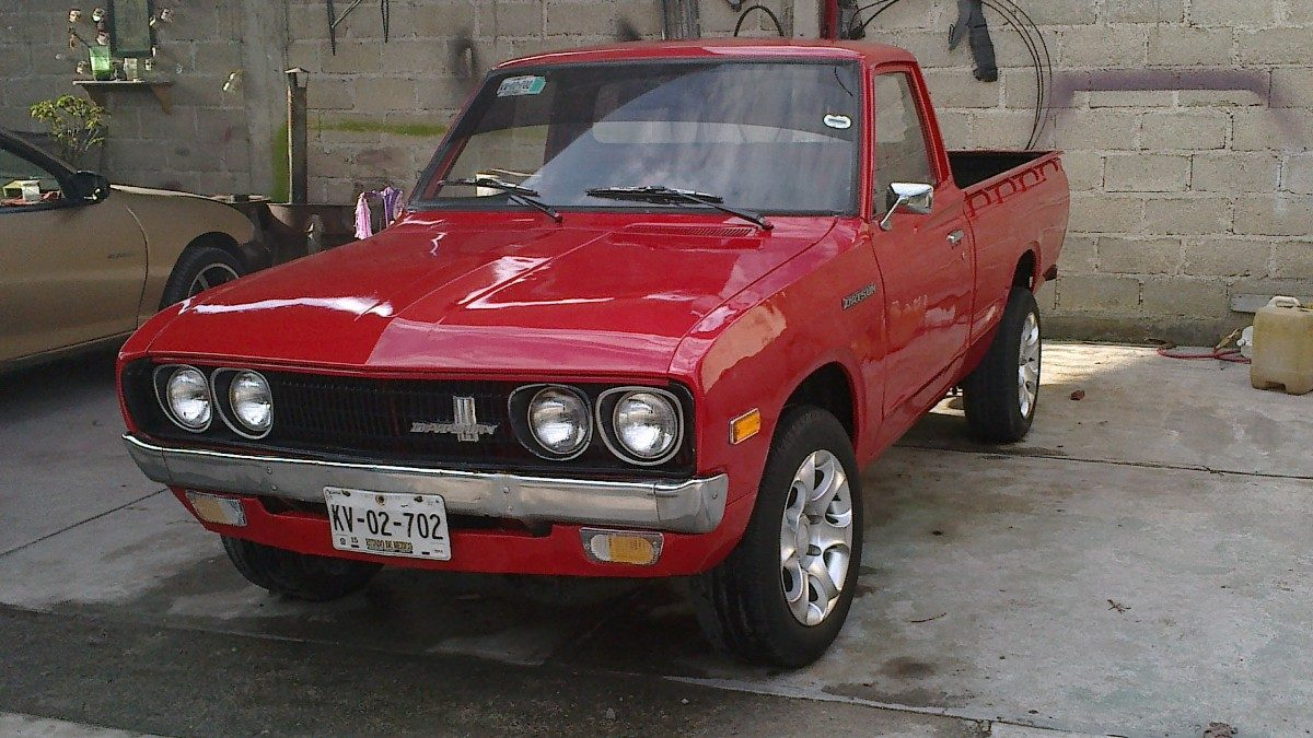 Datsun 1200 Pick Up - Bing images