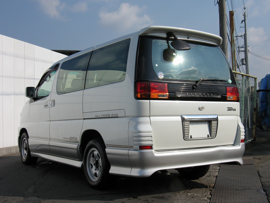 Nissan Elgrand Highway Star Picture 10 Reviews News