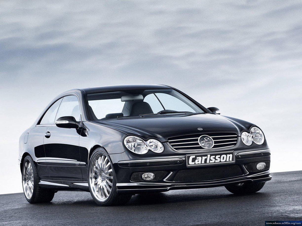 Mercedes benz clk carlsson photos reviews news specs for Mercedes benz clk 500