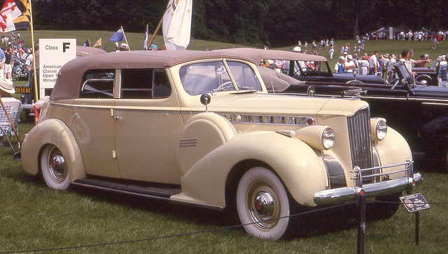 Packard 1803 Convertible Sedan
