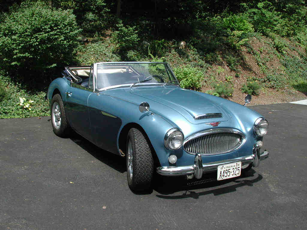 austin healey 3000 picture 6 reviews news specs buy car. Black Bedroom Furniture Sets. Home Design Ideas