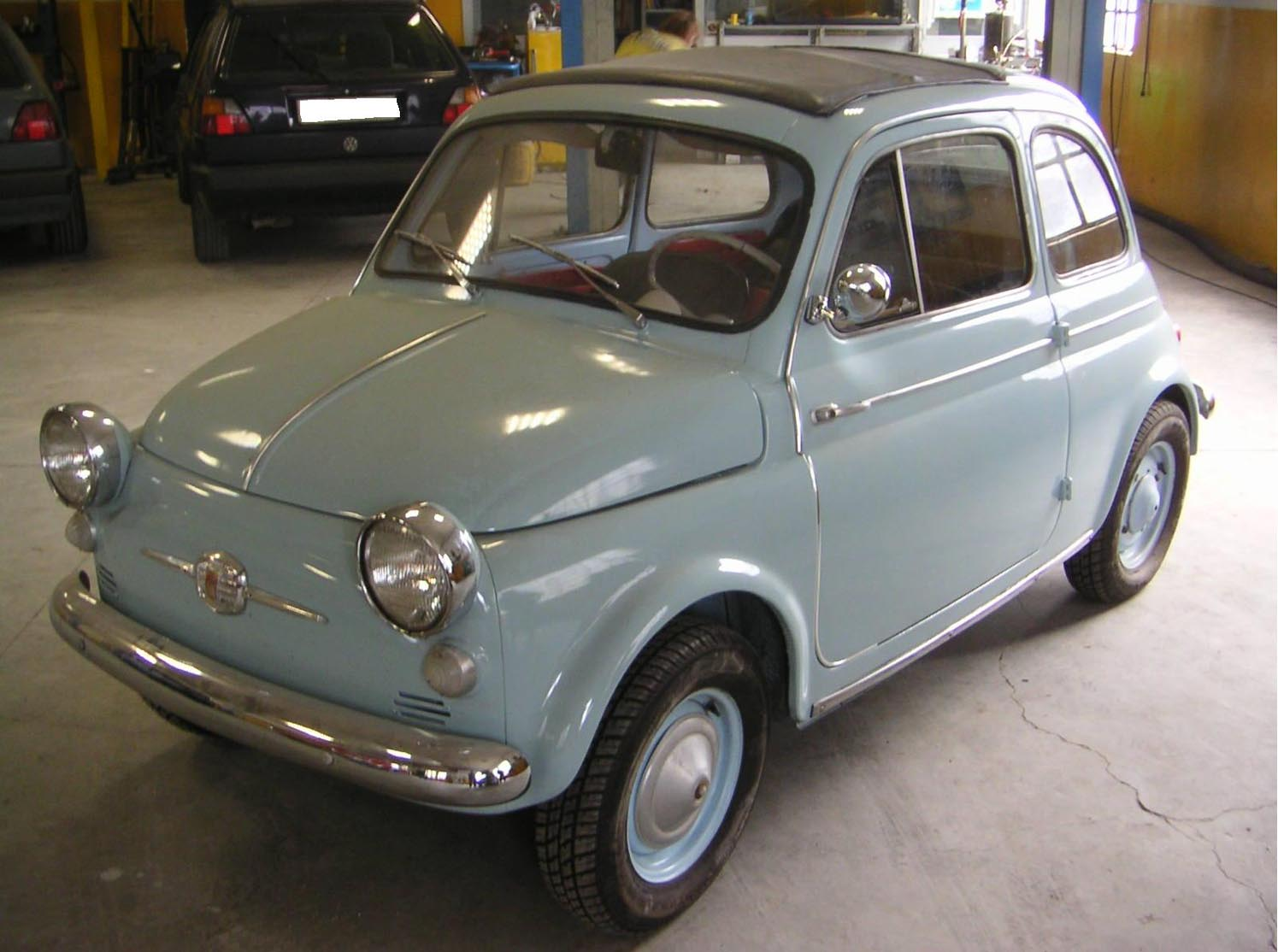Fiat 500n Picture 4 Reviews News Specs Buy Car