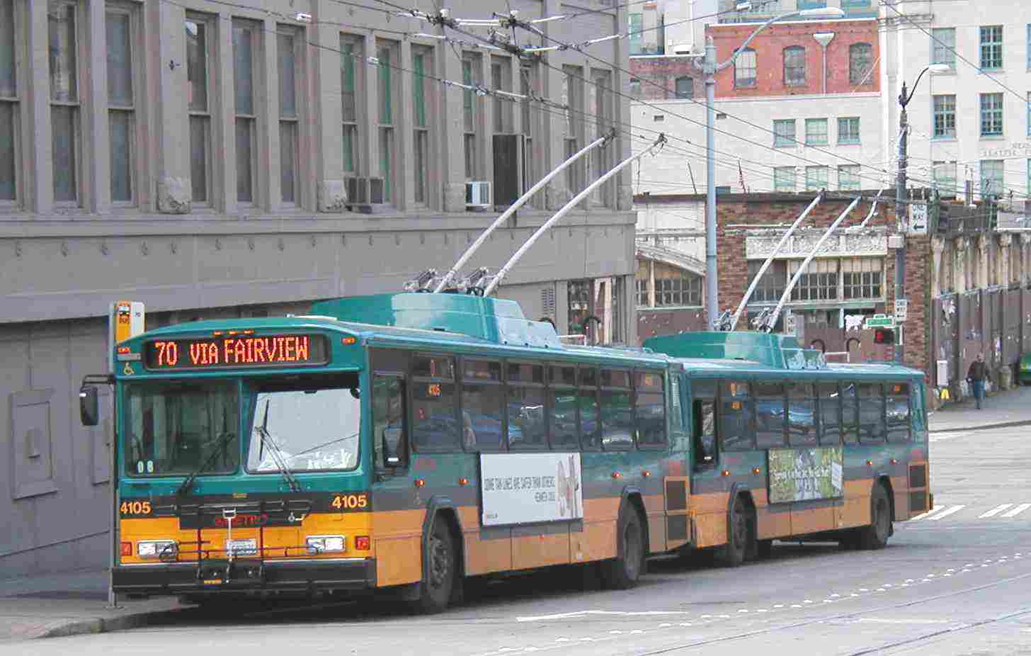Gillig Trolley Bus Picture 5 Reviews News Specs Buy Car
