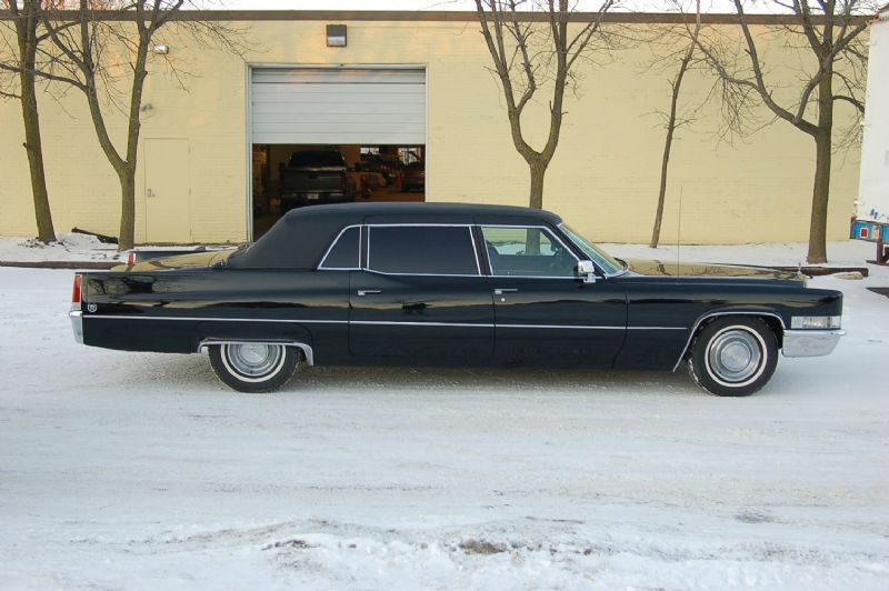Cadillac Fleetwood 75 Limousine Picture 7 Reviews