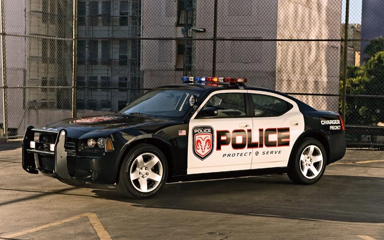 Dodge Charger Police Special:picture # 6 , reviews, news ...