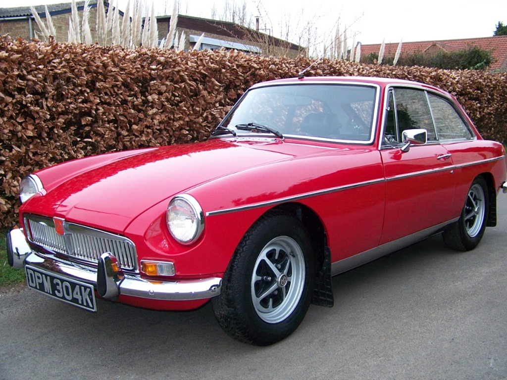 Mg Mgb Gt Picture 11 Reviews News Specs Buy Car