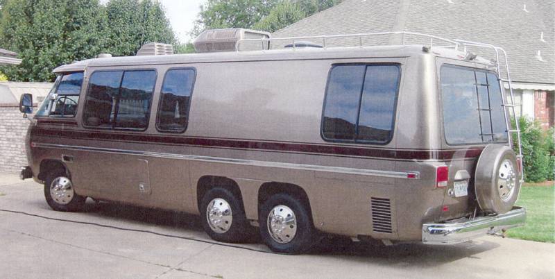 Lyft Car Requirements >> GMC Motorhome:picture # 9 , reviews, news, specs, buy car