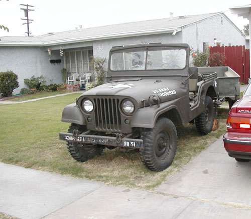 Willys M38A1 Jeep 14 Ton:picture # 5 , Reviews, News