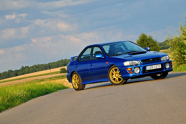 Subaru Impreza GT RS:picture # 12 , reviews, news, specs ...
