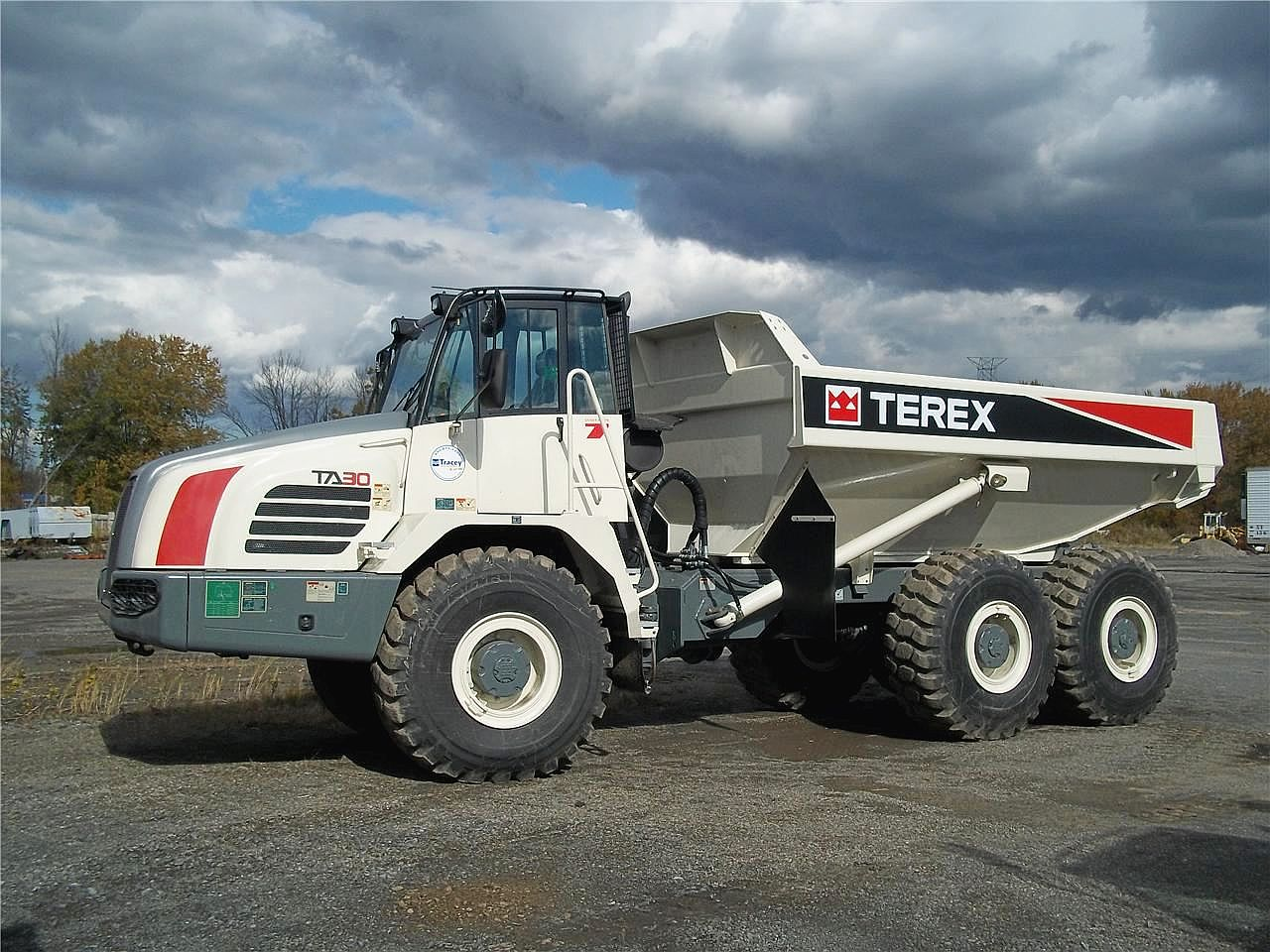 Terex Ta30 Picture 12 Reviews News Specs Buy Car