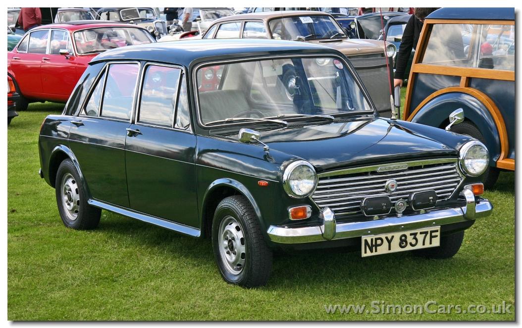 Morris 1100 Picture 14 Reviews News Specs Buy Car