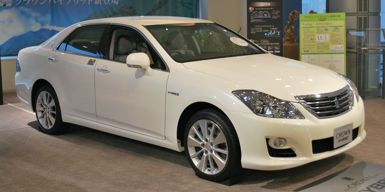 Toyota Crown s Reviews News Specs Buy car