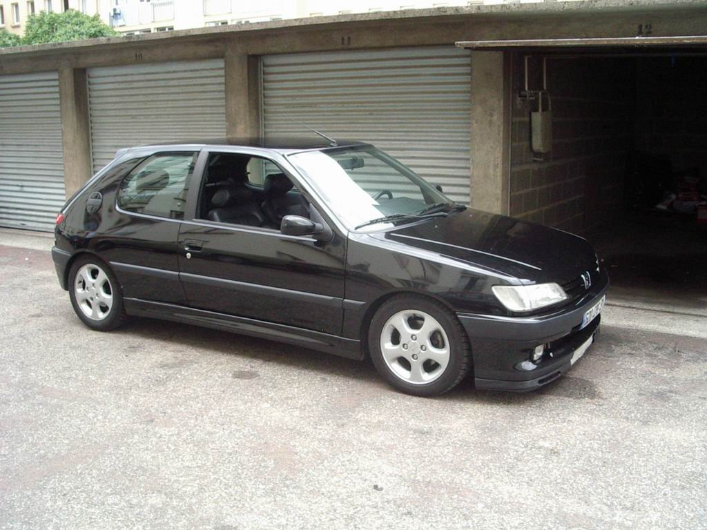 peugeot 306 s16 picture 12 reviews news specs buy car. Black Bedroom Furniture Sets. Home Design Ideas