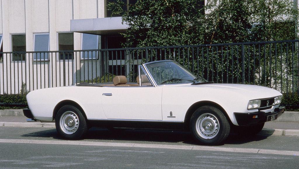 peugeot 504 cabriolet picture 9 reviews news specs buy car. Black Bedroom Furniture Sets. Home Design Ideas