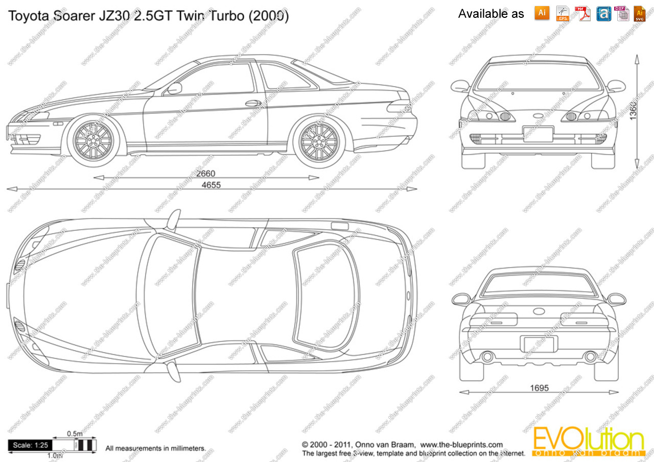 Toyota Soarer 25GT Twin Turbo:picture # 8 , reviews, news