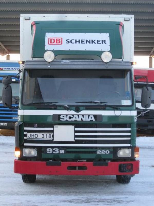 Scania T112 HL 6X2 LS54:picture # 14 , reviews, news, specs