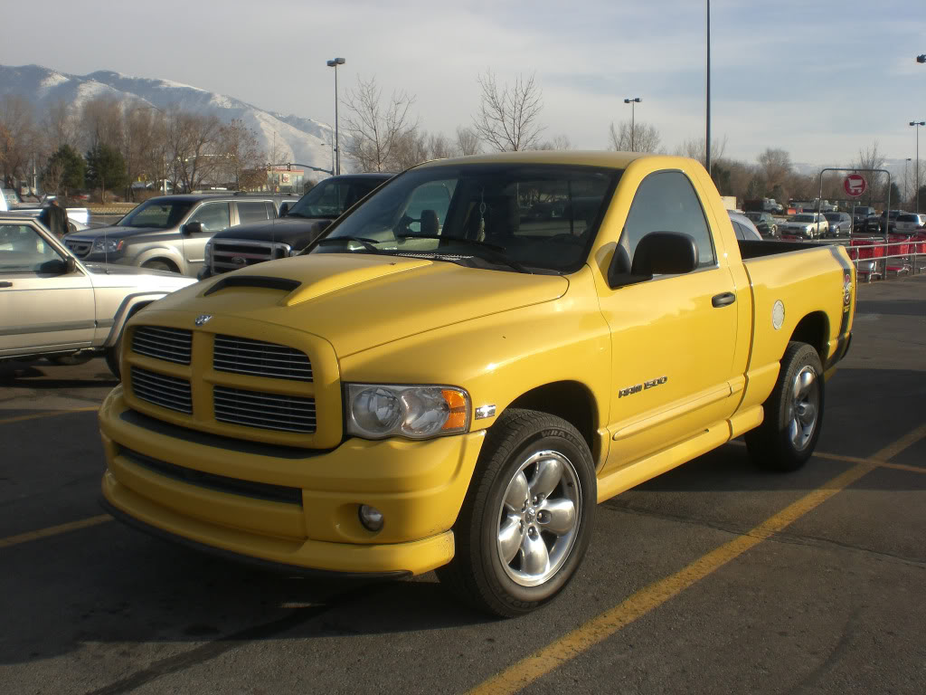 Dodge ram 1500 rumble bee photos reviews news specs Dodge ram motors