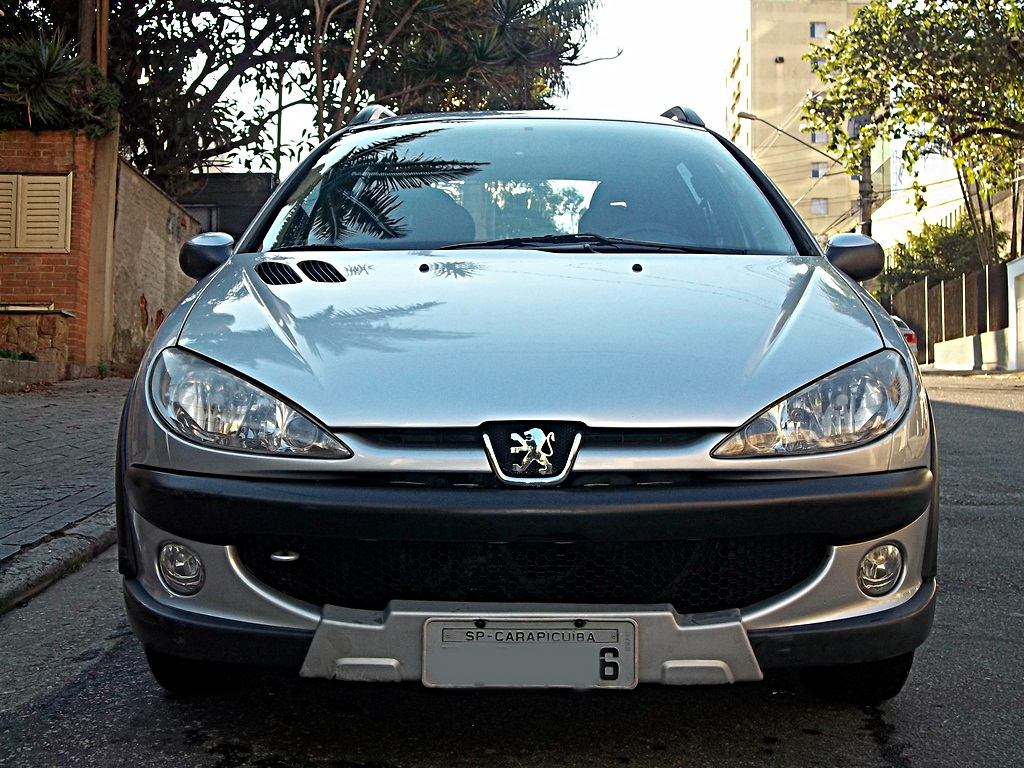 peugeot 206 sw escapade picture 4 reviews news specs buy car. Black Bedroom Furniture Sets. Home Design Ideas