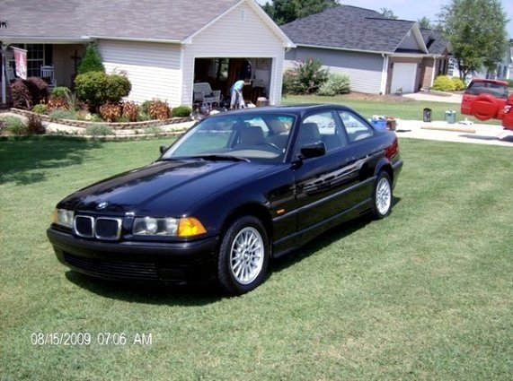 1998 Bmw 323is Coupe Review