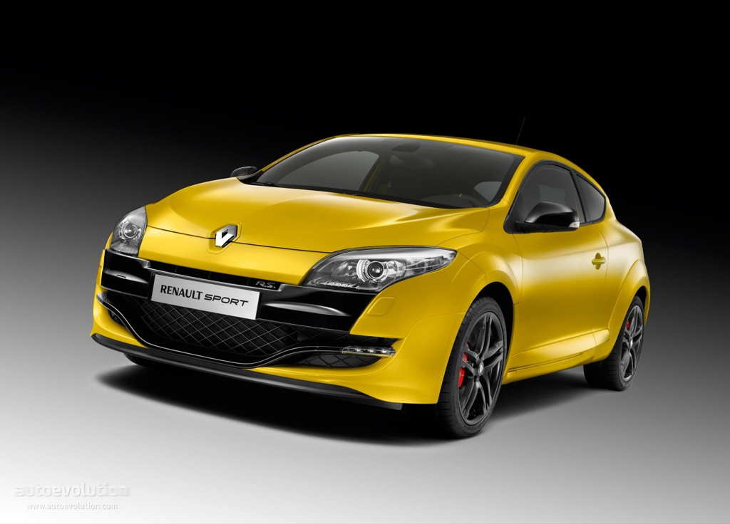 Renault Megane RS coupe