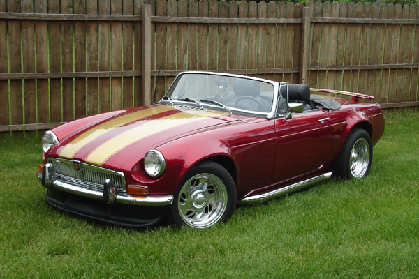 Mg Mgb Roadster Picture 8 Reviews News Specs Buy Car