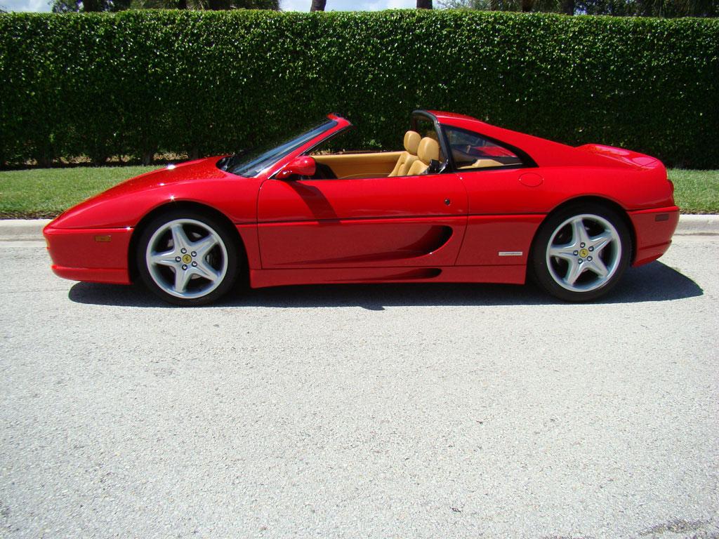 Ferrari 355 Gts Picture 1 Reviews News Specs Buy Car