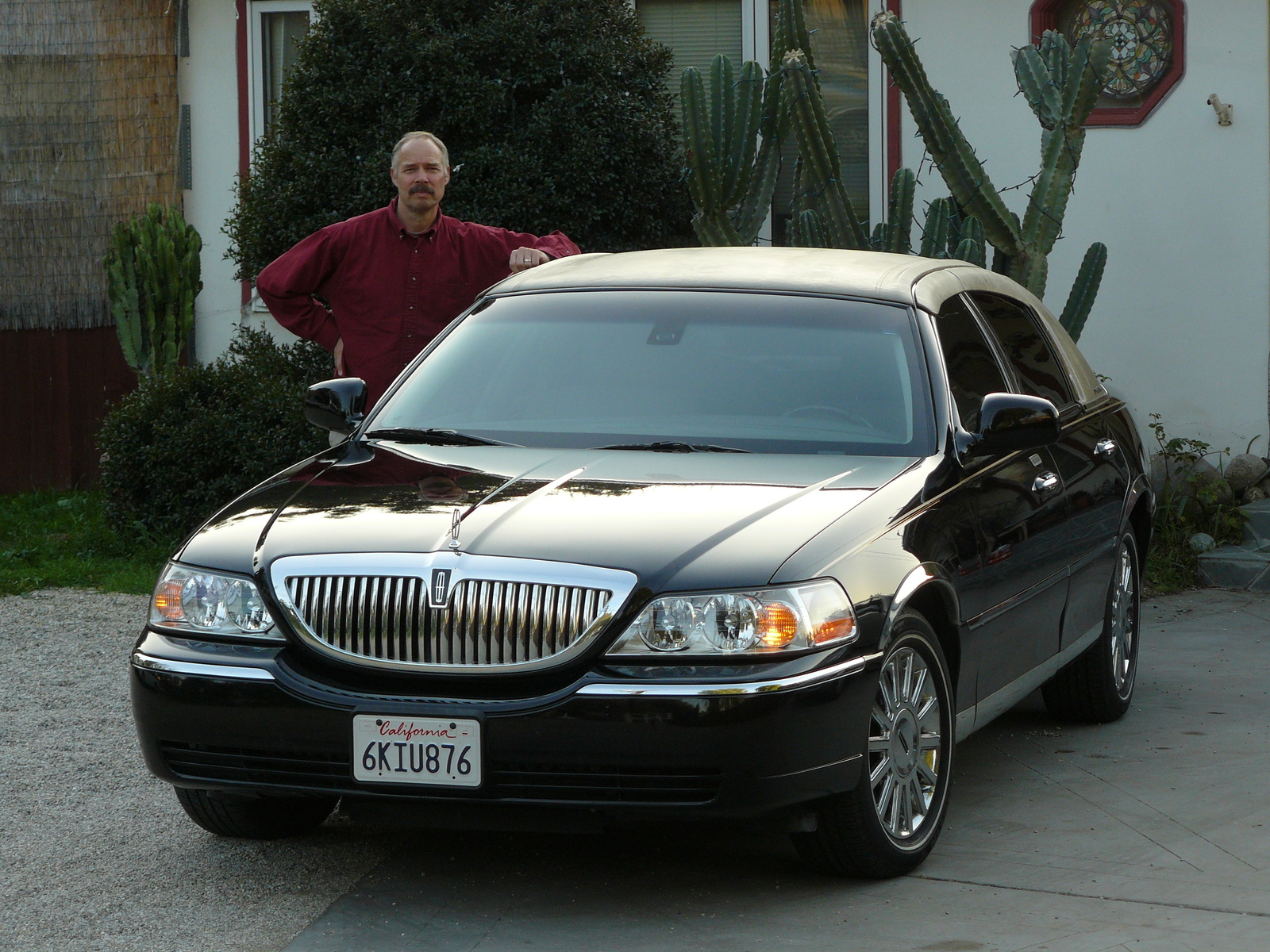 Lincoln Town Car Signature Picture 8 Reviews News Specs Buy Car