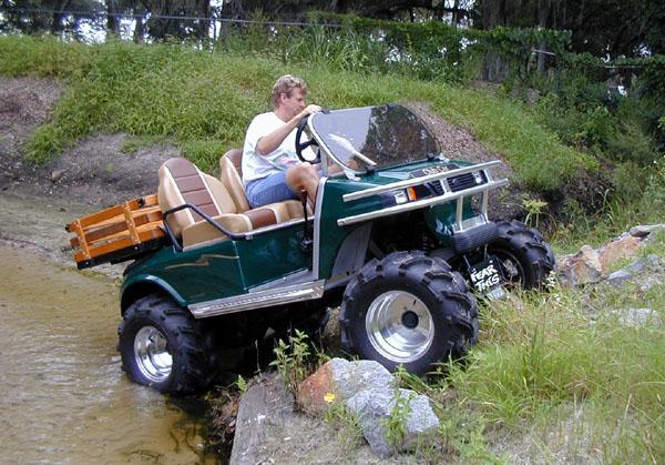Club Car Golf Cart:picture # 9 , reviews, news, specs, buy car