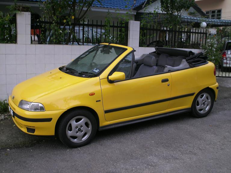 fiat punto cabriolet photos reviews news specs buy car. Black Bedroom Furniture Sets. Home Design Ideas