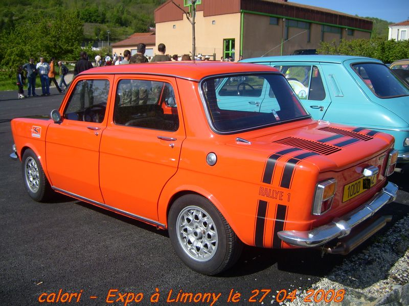 simca 1000 rallye 1 photos reviews news specs buy car. Black Bedroom Furniture Sets. Home Design Ideas