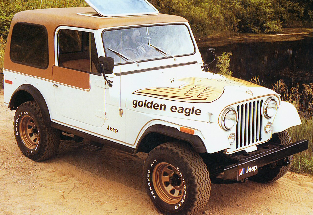 Jeep Golden Eagle Picture 12 Reviews News Specs Buy Car