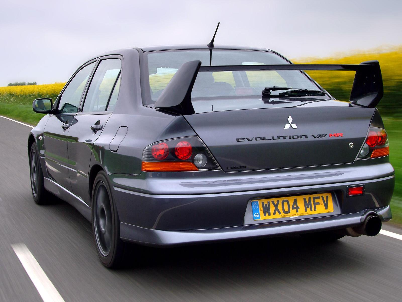 Mitsubishi Lancer Evolution 8 Mr Fq 400