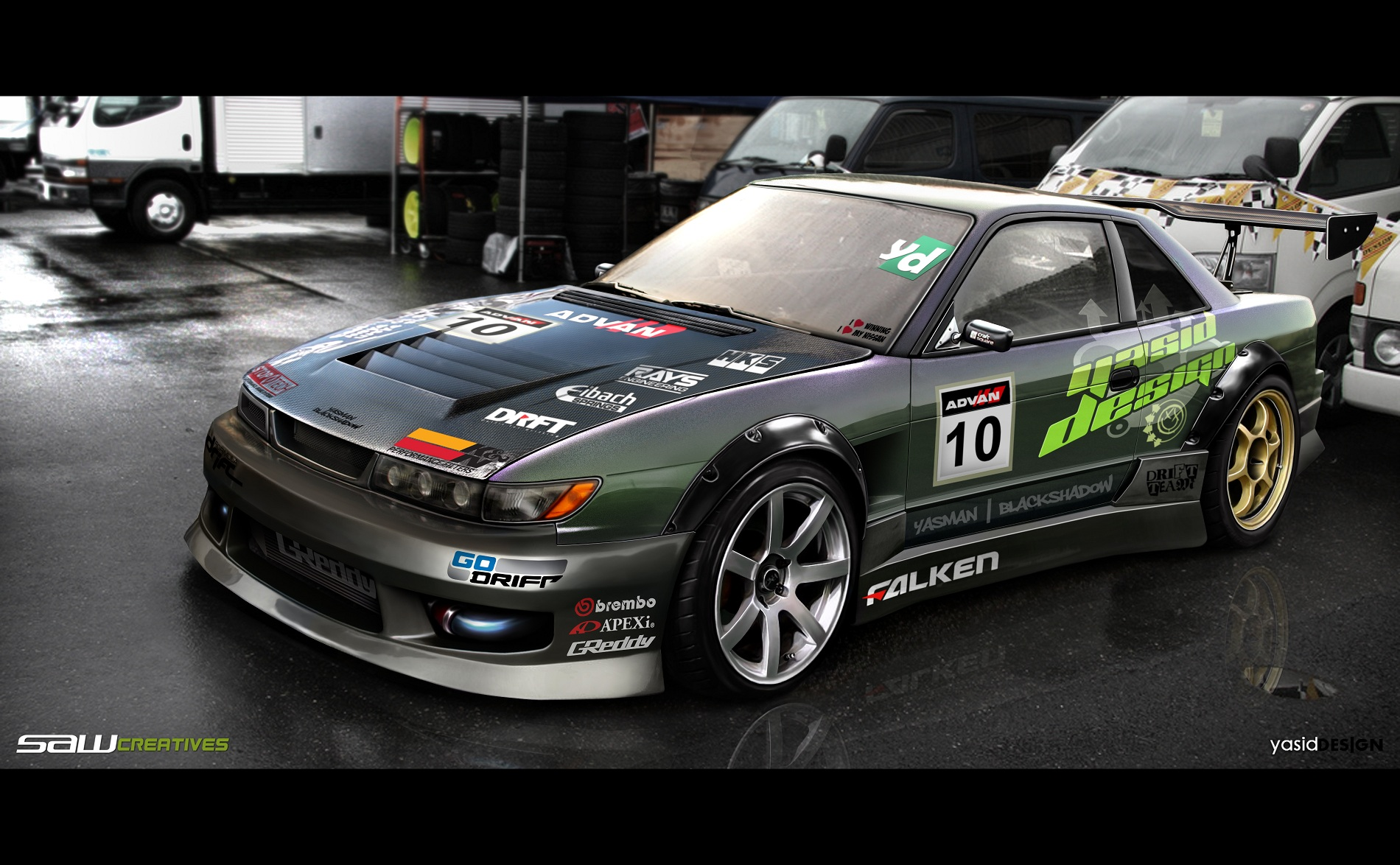 Nissan Silvia S13 Picture 9 Reviews News Specs Buy Car