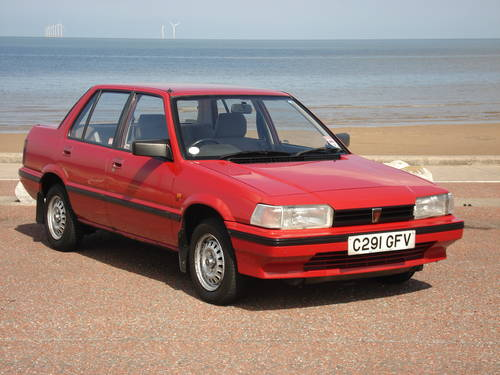 Rover 213 Se Picture 12 Reviews News Specs Buy Car