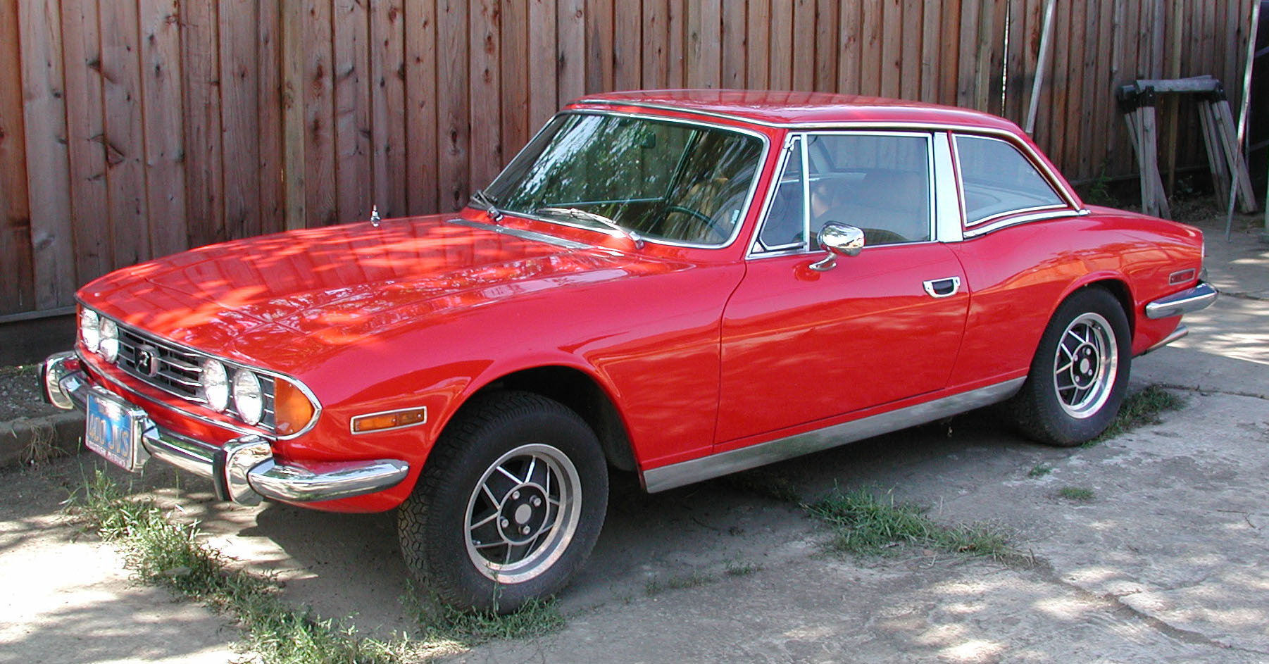 Triumph Stag Photos Reviews News Specs Buy Car