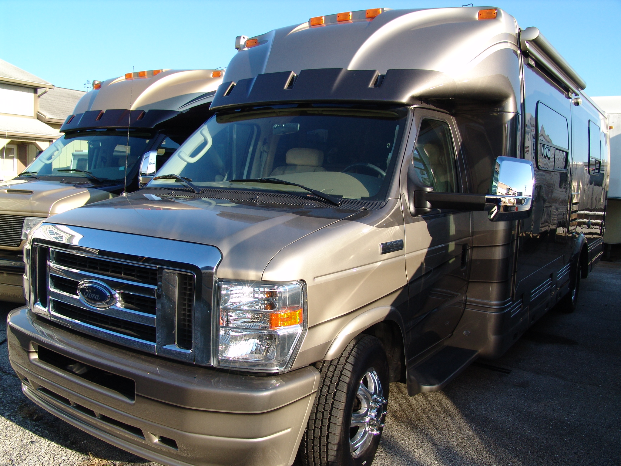 Ford E450 Picture 2 Reviews News Specs Buy Car