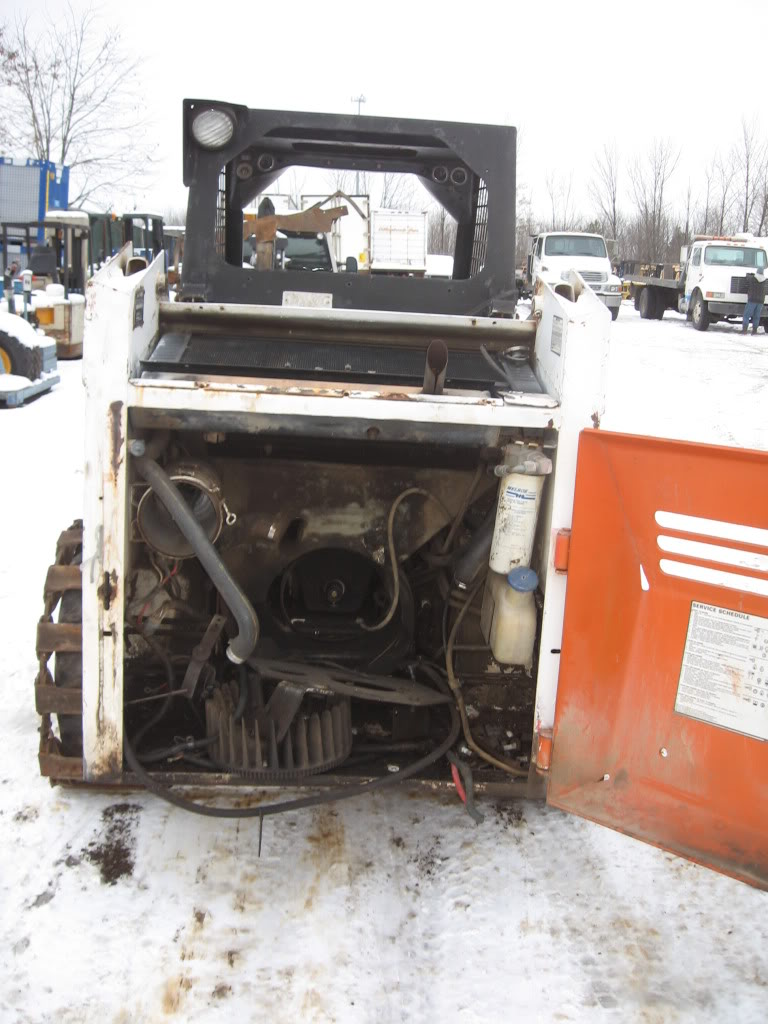 Toyota Pickup Parts >> Bobcat 743:picture # 13 , reviews, news, specs, buy car