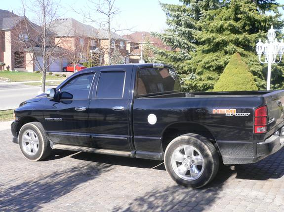 Dodge Ram 1500 SLT Hemi Sport:picture # 8 , reviews, news