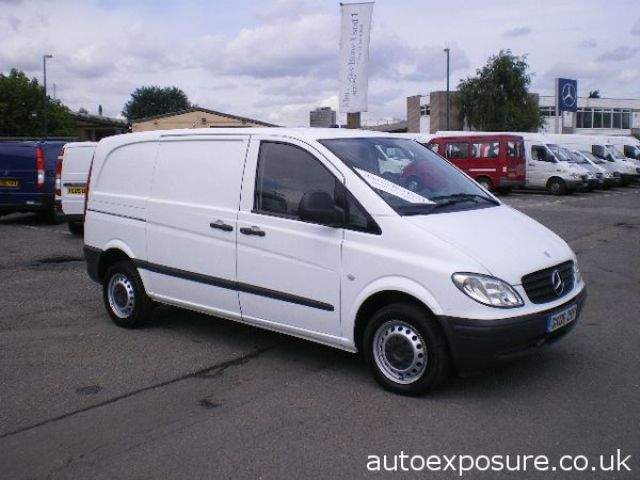 mercedes benz vito 109 cdi picture 14 reviews news specs buy car. Black Bedroom Furniture Sets. Home Design Ideas